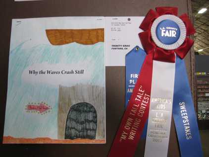 L.A. County Fair writing competition